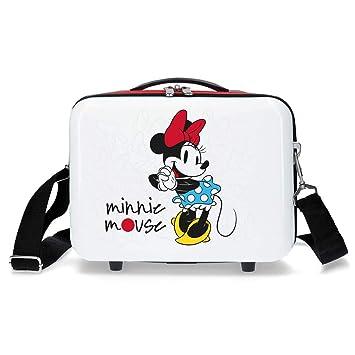 Disney Magic Neceser de Viaje, 29 cm, 9.14 litros, Blanco