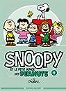 Snoopy Et Le Petit Monde Des Peanuts, tome 4 par Monroe Schulz