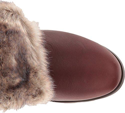 Boots Sorel Premium Lace Womens Major Cordovan Emelie 7 5 wgtwz
