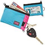 Horizon Blue & Neon Pink CHUMS Surfshorts Wallet
