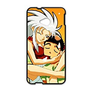 Tenchi Muyo HTC One M7 Cell Phone Case Black Y9701087