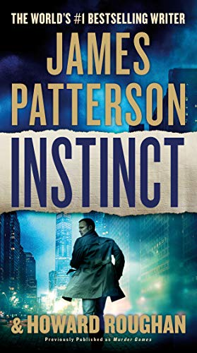 Instinct (previously published as Murder Games) (Best Detective Short Stories)
