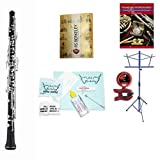RS Berkeley ob400 Elite Series Oboe with case & Bonus RSB MEGA PACK w/Standard of Excellence Book