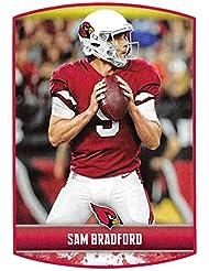 2018 Panini NFL Stickers Collection #387 Sam Bradford Arizona Cardinals Official Football Sticker