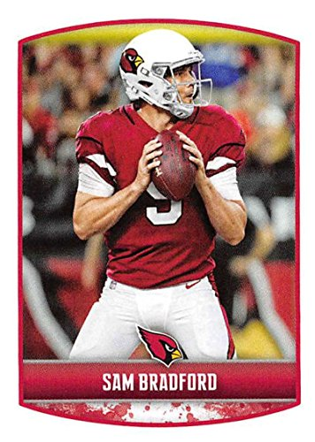 2018 Panini NFL Stickers Collection #387 Sam Bradford Arizona Cardinals Official Football Sticker