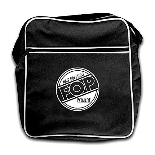 Dressdown FOP Hair dressing Pomade - Retro Flight Bag Black
