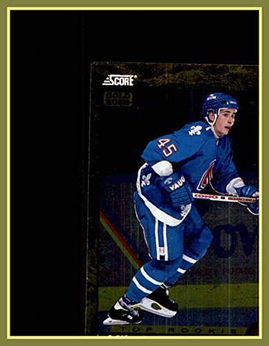 1993-94 Word Gold Rush #630 Mike McKee quebec nordiques