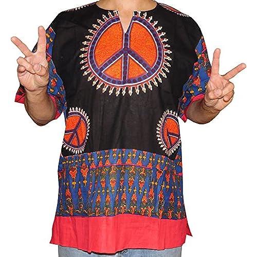 Men's Hippie Clothes: Amazon.com