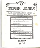 img - for Emerging Corridor, Winter '83-'84 book / textbook / text book