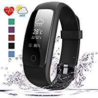 007Plus D107Plus Waterproof Pedometer Wristband Overview
