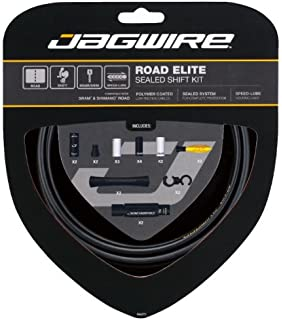 Jagwire Road Elite Sealed Brake Kitfrozen Black