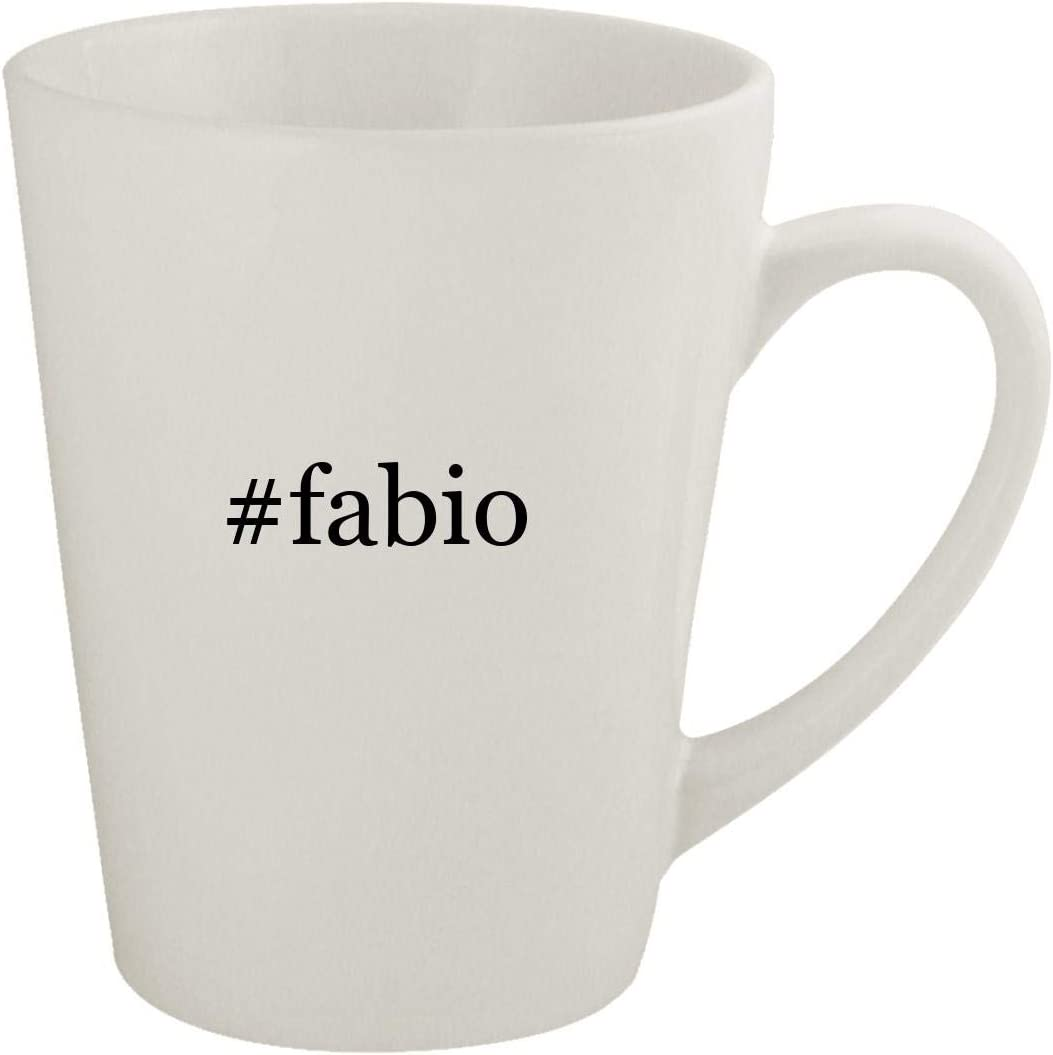 #fabio - Ceramic 12oz Latte Coffee Mug 51HzVAZjeKL