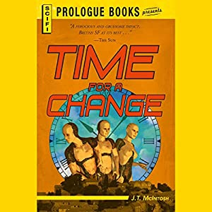 Time for a Change Audiobook