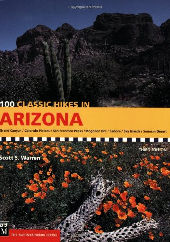 100 classic hikes in arizona - 2