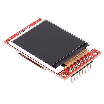 AZDelivery ⭐⭐⭐⭐⭐ 3 x 1,8 Zoll SPI TFT-Display mit 128 x 160 Pixeln f/ür Arduino inkl Gratis eBook!