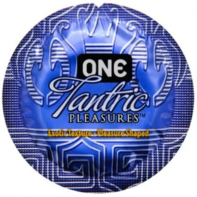 ONE Tantric Pleasures: 100-Pack of Condoms