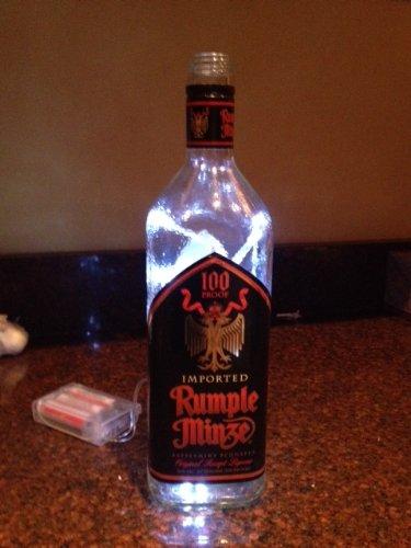 Price comparison product image Rumple Mintz Upcycle Bottle Light-White LED