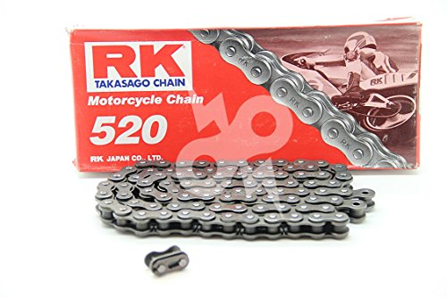 Rkm Standard (RK 520 M Standard Chain - 116 Links , Chain Type: 520, Chain Length: 116, Chain Application: All 520X116 RK-M)