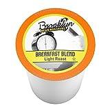 coffee bean keurig cups - Brooklyn Beans Breakfast Blend Single-Cup coffee for Keurig K-Cup Brewers, 40 Count