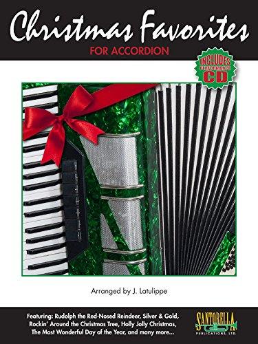 (Christmas Favorites for Accordion with Performance CD)