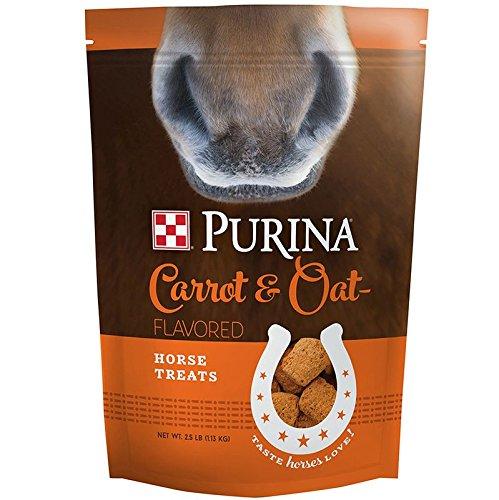 no!no! Purina Animal Nutrition Purina Horse Carrot and Oat Treats 2 5lbs