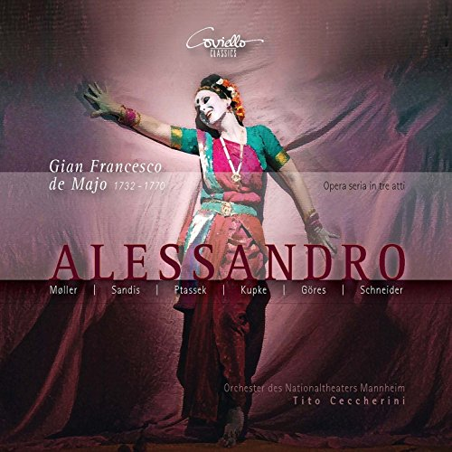 Alessandro, Act I: Se mai turbo il tuo riposo (Cleofide)