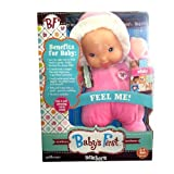 Baby's First Minky Rag Dolls - Pink by Goldberger
