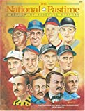 The National Pastime Winter 1985, Society for American Baseball Research Staff, 0910137196