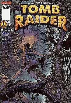 Tomb Raider 1999 Series 1 Finch Image Top Cow Amazon Com Books