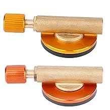VGEBY1 Tapas de válvula, Adaptador Universal de válvula de neumático para Bicicleta de Camping al Aire Libre Adaptador de Bomba de Aire para convertidor de válvula de Bicicleta