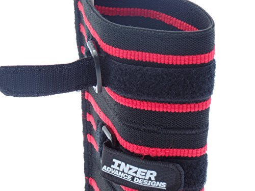 Inzer Advance Designs XT Elbow Sleeves Small Black