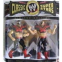 Jakks WWE Limted Edition Classic Super Stars Legion of Doom Two Pack - The Road Warriors Hawk & Animal