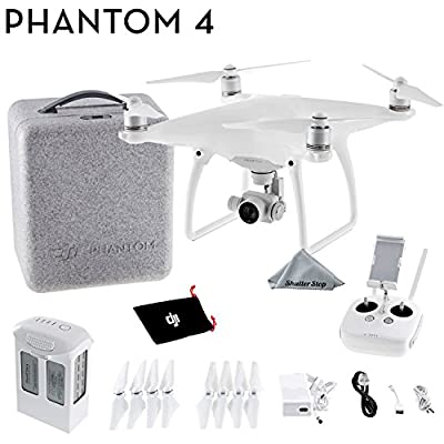 DJI Phantom 4 Quadcopter 4K video 12mp Camera Drone by DJI