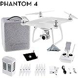 DJI Phantom 4 Quadcopter 4K video 12mp Camera Drone