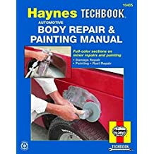Haynes 10405 Auto Bdy Repr&Paintng Man
