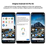 CUBOT-X19-S-Smartphone-593-Pollici-2160×1080-FHD-Android-9-Pie-Batteria-4000mAh-4GB-32GB-Supporto-Face-ID-Dual-SIM-Cellulare-Nero