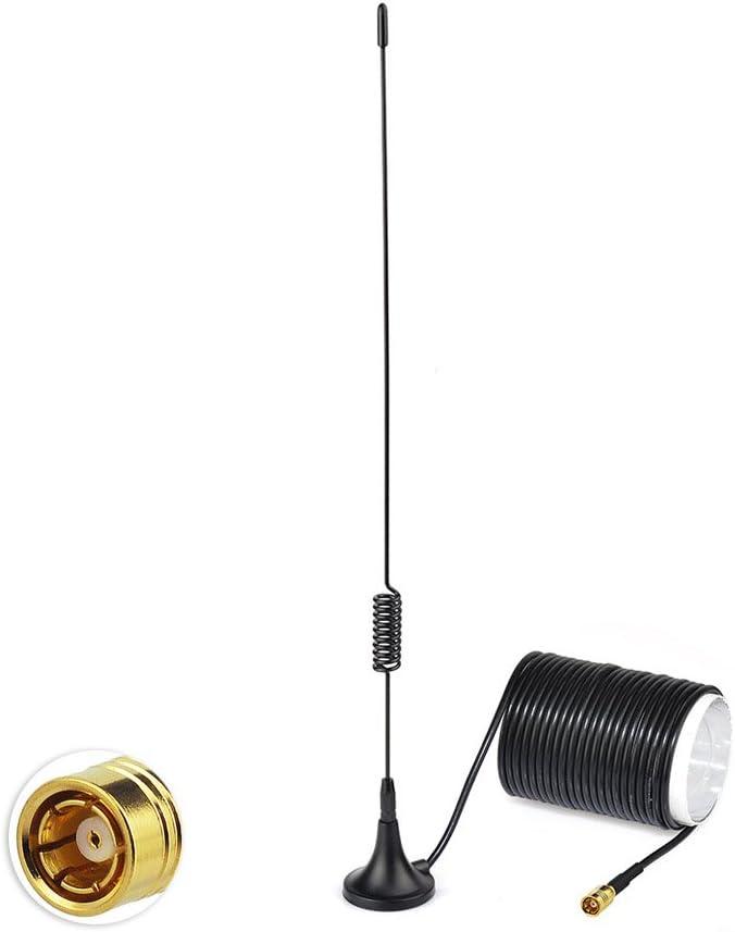 Adaptador de Antena de Coche para Blaupunkt Pioneer Clarion Kenwood Alpine JVC Dab+ Bingfu Dab