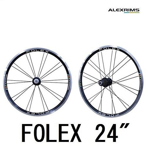 ALEXRIMS(アレックスリムズ) 自転車用ホイール FOLEX 24