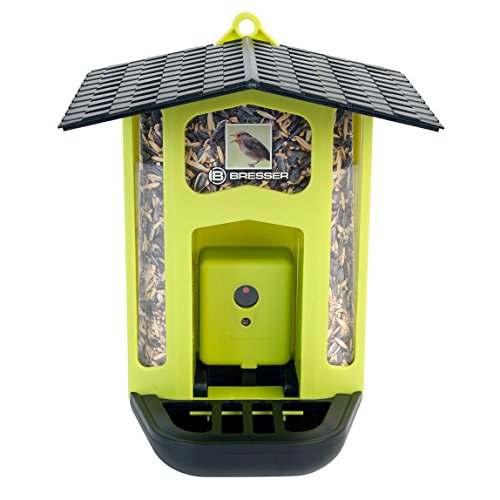 Bresser Bird Feeder Camera - Bird Watching Camera