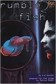 Rumblefish s e hinton 9781903833087 books for Rumble fish novel