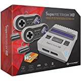 Hyperkin M06888 Gris, Violeta juego de PC - Videoconsolas (NES / SNES, Gris, Violeta, NTSC,PAL, 102 mm, 279 mm, 203 mm)