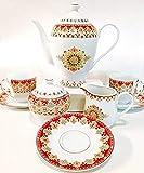 Brew To A Tea - Persian Market Tea Set
