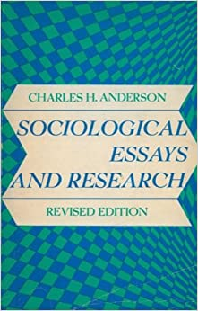sociological essays and research introductory readings the  sociological essays and research introductory readings the dorsey series in sociology