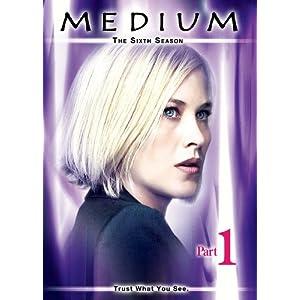 『ミディアム ~霊能捜査官アリソン・デュボア~ シーズン6 Part 1 DVD-BOX』