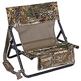 ALPS OutdoorZ 8418011 Turkey MC Hunting Chair, Realtree Xtra HD