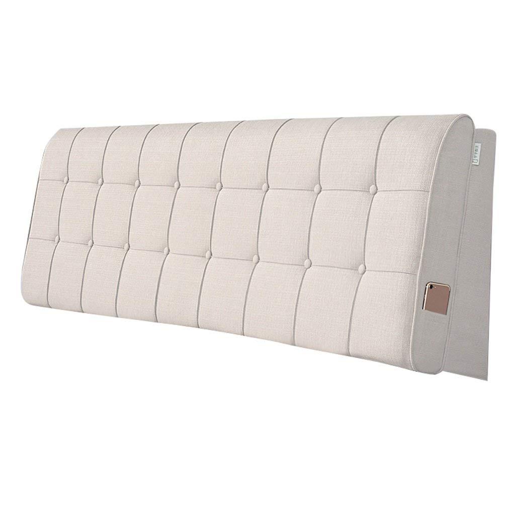 【新品、本物、当店在庫だから安心】 WangYn 枕はベッドサイドのためのあと振れ止めを保護するためにヘッドレストを読むためのあと振れ止めとして使用することができます Size (Color : Brown, Size : With : headboard headboard 120×60cm) B07MW1BNJH With headboard 90×60cm|White White With headboard 90×60cm, ホンゴウチョウ:ee4ea929 --- svecha37.ru