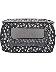 Playpen Cat Tent Portable Dog Cage House Folding Pet Tent Rectangular Pet Tent Dog Cage Playpen Fence Enclosure Puppy Kennel Outdoor Pet Supplies