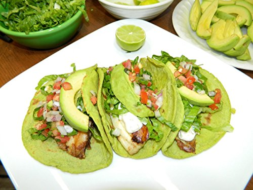 healthy corn tortillas - 1
