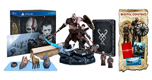God Of War Stone Masons Edition   Playstation 4