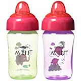 Philips AVENT 2 Piece My Sip N Click Cup, 12 Ounce ( Color May Vary )